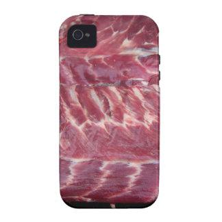 Costillas de cerdo vibe iPhone 4 carcasa