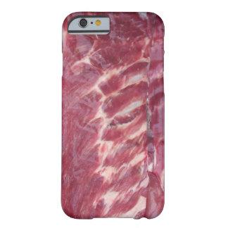Costillas de cerdo funda barely there iPhone 6