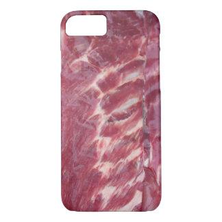 Costillas de cerdo funda iPhone 7