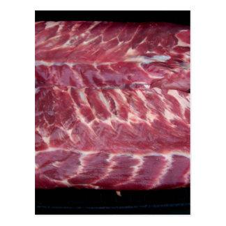 Costillas de cerdo postal