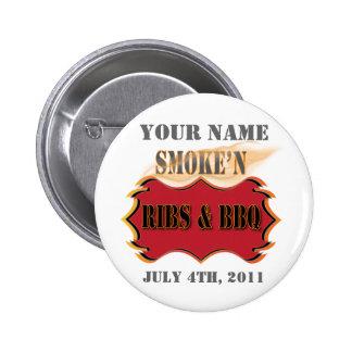 costillas del smoke'n y Bbq Pins