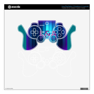 Costom ps3 controller by lukeandalexgaming PS3 controller skin