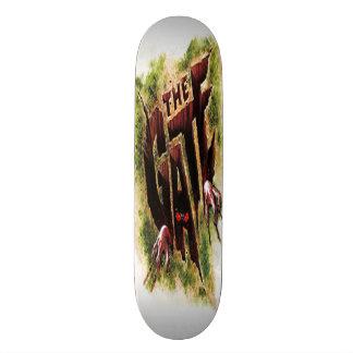 costom skateboard
