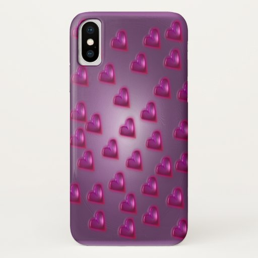 COSTUM HEART IFONE CASE