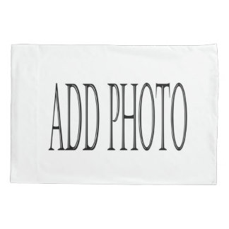 Costume add your own photo pillowcase
