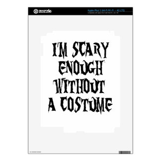 costume decal for iPad 3