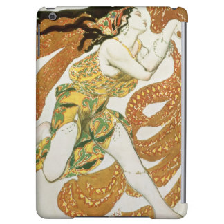 Costume design for a bacchante in 'Narcisse' 2 iPad Air Covers