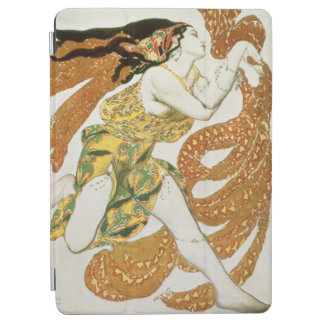 Costume design for a bacchante in 'Narcisse' 3 iPad Air Cover