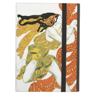 Costume design for a bacchante in 'Narcisse' iPad Air Cases
