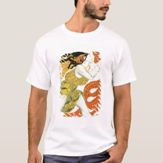 Costume design for a bacchante in 'Narcisse' T-Shirt