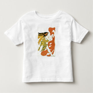 Costume design for a bacchante in 'Narcisse' Toddler T-shirt