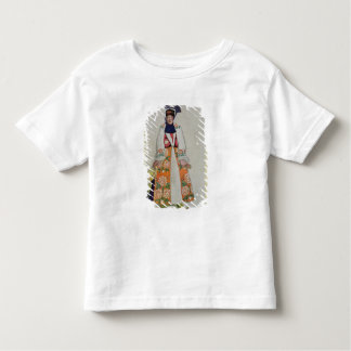 Costume design for a peasant woman, from Sadko, 19 T-shirt