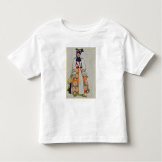 Costume design for a peasant woman, from Sadko, 19 T Shirt