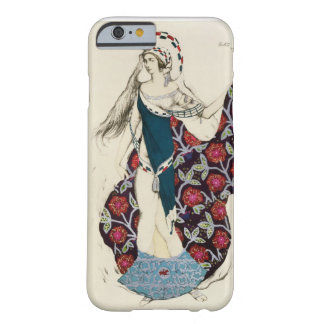 Costume design for a woman from Judith 1922 col iPhone 6 Case
