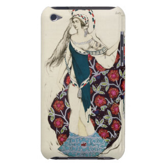 Costume design for a woman, from Judith, 1922 (col iPod Touch Case-Mate Case