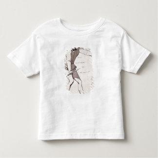 Costume design for an Acrobat Shirt