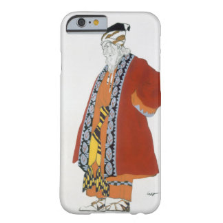 Costume design for an old man in a red coat (colou barely there iPhone 6 case