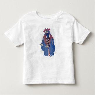 Costume design for Blue-Beard, from Sleeping Beaut T-shirt