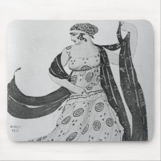Costume design for 'Cleopatra', 1910 Mouse Pad