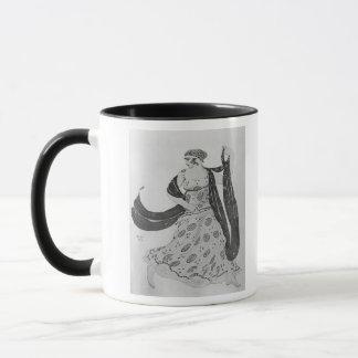 Costume design for 'Cleopatra', 1910 Mug