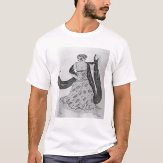 Costume design for 'Cleopatra', 1910 T-Shirt