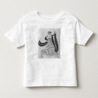 Costume design for 'Cleopatra', 1910 Toddler T-shirt