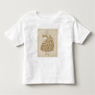 Costume design for Columbine, from Sleeping Beauty T Shirt