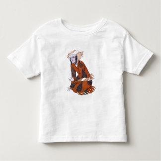 Costume design for L'Adoration de Tcherepnine, 192 Toddler T-shirt