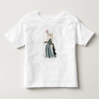 Costume design for 'Misa Sert' as 'Une Dame de la T-shirt