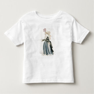 Costume design for 'Misa Sert' as 'Une Dame de la Toddler T-shirt