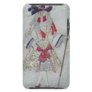 Costume design for Prince Charming at Court, from iPod Case-Mate Cases