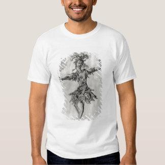 Costume design for the ballet 'Medusa' T-shirt