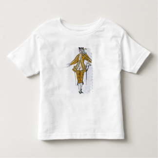 Costume design for the Fairy Canary's Pageboy, fro T Shirt