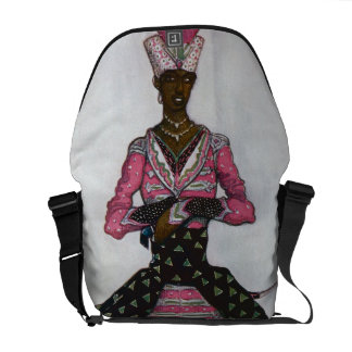 Costume design for The Indian Bridegroom, from Sle Messenger Bag