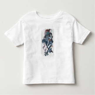 Costume design for the Pageboy of the wicked fairy Toddler T-shirt
