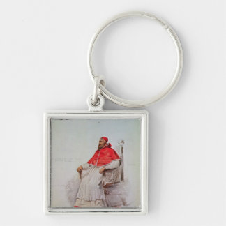 Costume design for the Pope Clement VII Keychain