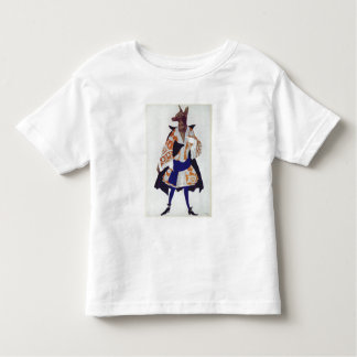Costume design for The Wolf, from  Sleeping Beauty Toddler T-shirt