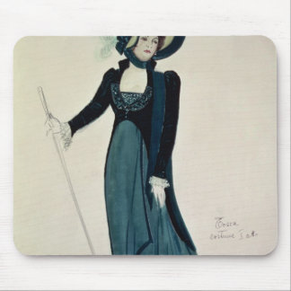 Costume design for Tosca Mouse Pad