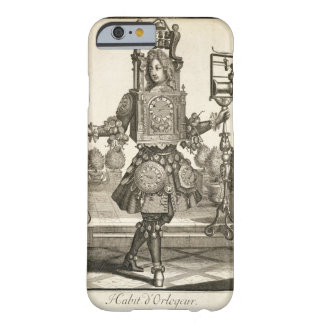 Costume for a Clock Maker, pub. by Gerard Valck (1 iPhone 6 Case