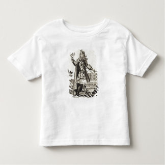 Costume for an Astrologer, pub. by Gerard Valck (1 Toddler T-shirt