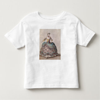 Costume for an Indian woman Toddler T-shirt
