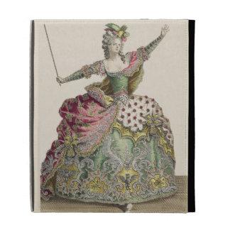 Costume for Medea in the opera 'Jason and Medea', iPad Cases
