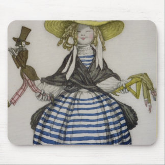 Costume for the Puppet Girl, from La Boutique Fant Mouse Pad