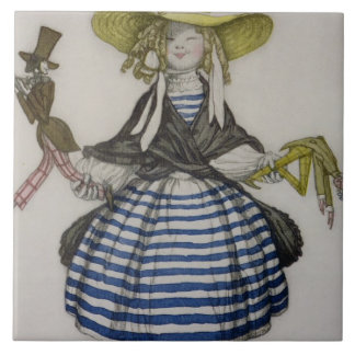 Costume for the Puppet Girl, from La Boutique Fant Tile