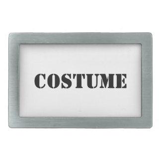 Costume Halloween Belt Buckle