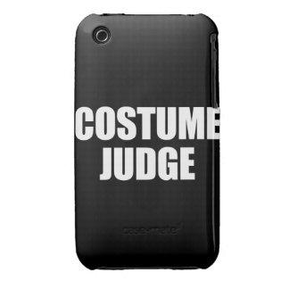 COSTUME JUDGE iPhone 3 COVERS