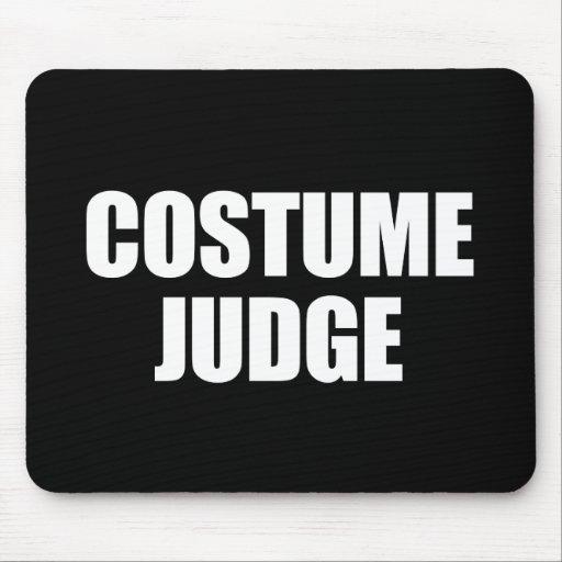 COSTUME JUDGE MOUSEPAD