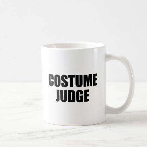 COSTUME JUDGE MUG