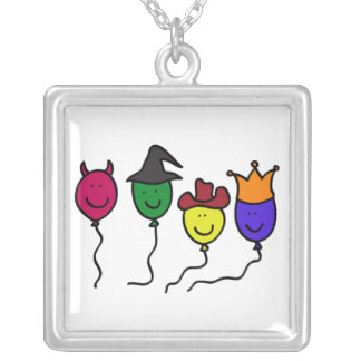 Costume Party Necklace