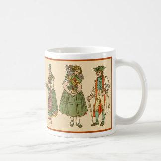Costume Time Coffee Mugs